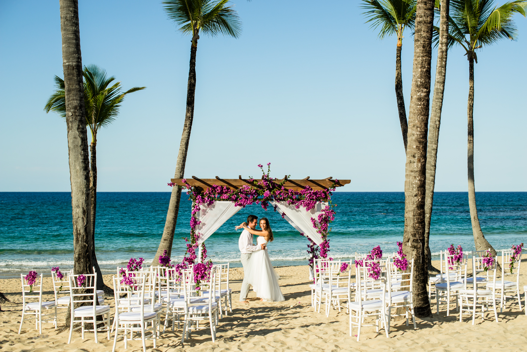 All inclusive resorts dominican republic punta cana adult for Punta cana wedding resorts