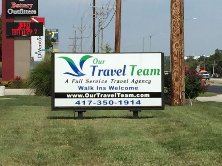 Now Open Our Travel Team