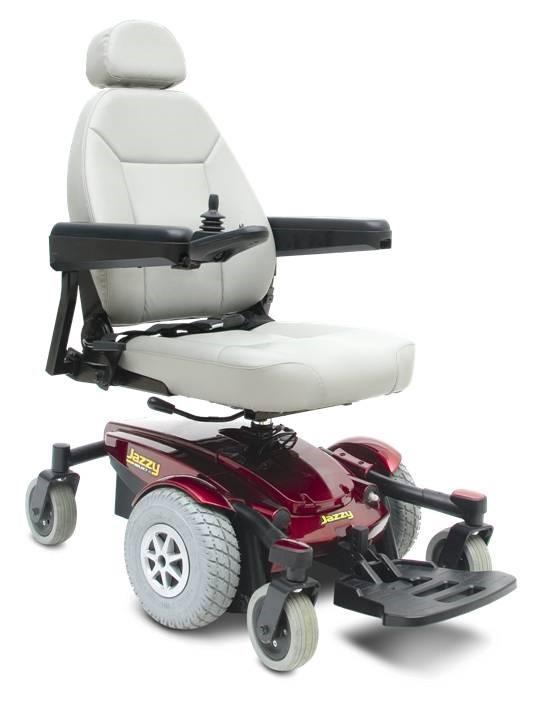 hvy duty power chair