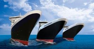 Cunard Cruise Ships